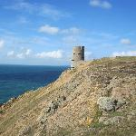 Les Landes German lookout tower
