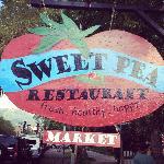 We loved Sweet Pea!