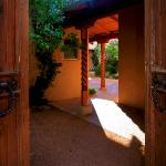 Entrance to Villas - Lonesome Dove