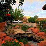 Gardens to Parking