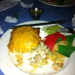 Chicken Burrito!!