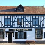 Front of The White Swan