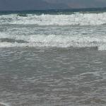Journée avec de super vagues