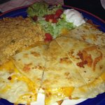 Quesadillas Grande - Cheese