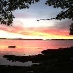September 28, 2012, Sunrise at Grays Homestead
