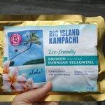 Kona Kampachi yum