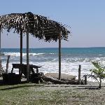 Chozas playa