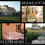 bed and breakfast locanda degli etruschi