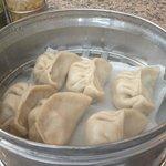 The new Ta Hua steamed dumplings. Sadly very bad.