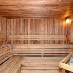 Sauna - Wet or Dry