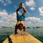 Yoga On Water with Urban Kai