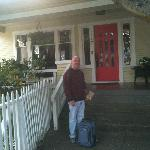 9 Cranes Inn entrance