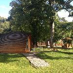 Armadilla & grounds