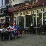 Cafe Express, Llandudno