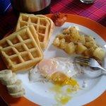 My favourte Breakfast