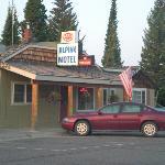 Alpine Motel Office
