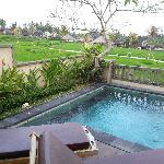 Terrance Villa Pool