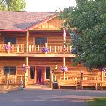 Cowboy Village Lodge/Office