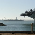 Looking Past the Midway to new carriers off Coronado