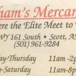 Cotham's Merchantile