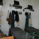 Bunks at Fort Mackinac