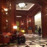 Shearton Imperial lobby