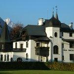 Villa Dachstein - Außenaufnahme