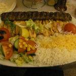 Massive plate