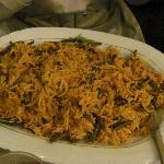 Massive amounts of rice