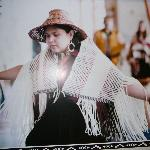 Example of Squamish dress