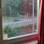 Crown Plaza Schwerin - room window