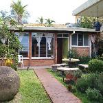 dorm/garden