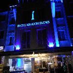 Broken Column Hotel, Istanbul