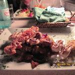 Piatto di calamari