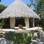 Deluxe beach villa 77
