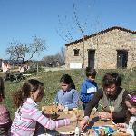 Actividades para niños, talleres lúdicos y participativos