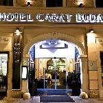 Carat Boutique Hotel - Entrance