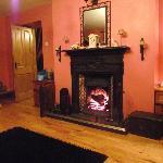 FAMILY ROOM COAL/LOG FIRE