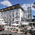 リングホテル ギッフェルズ ゴルデナー アンカー