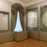 Museum hall devoted to modern lace