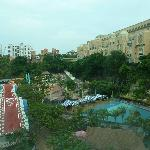 View of Sunway Lagoon Water Park