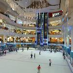 Sunway Pyramid Shopping Centre Ice Rink