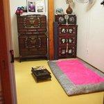 Hanok Eugene's Guesthouse Double Room(Private bathroom)
