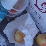Lunch / dinner pack