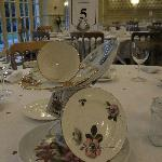 Table in Montgomerie Suite