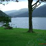 view of loch long