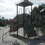 playground area for kids