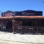 Restaurante Varanda na entrada da cidade de Bertioga.