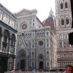 Piazza del Duomo,Florenca,Italia.