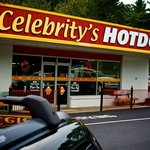 Celebrity's Hotdogs August 2012